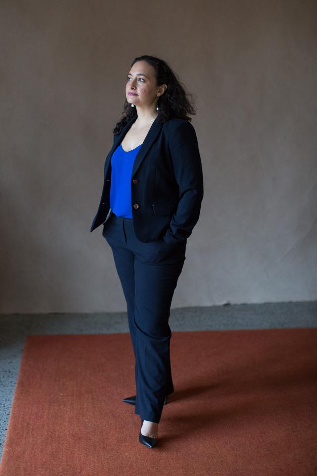 Alexandra Sarmed