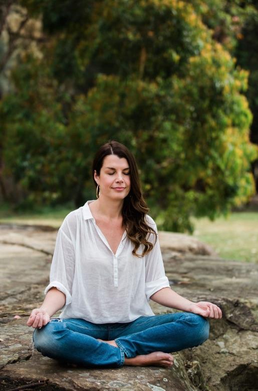 Rochelle Taylor Meditation AcuEnergetics